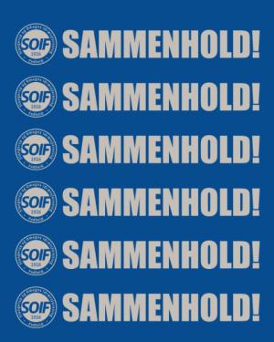 SOIF SAMMENHOLD - COVID-19 STØTTE